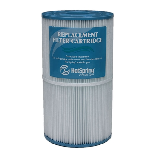 The Hot Spring Replacement 30 sq. Filter is for select Hot Spring and Solana hot tubs.