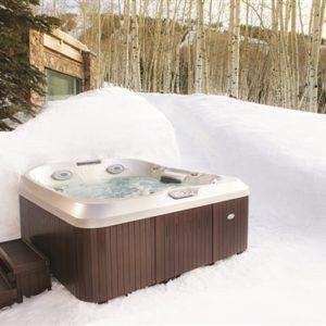 Hot Tub Winterization Service