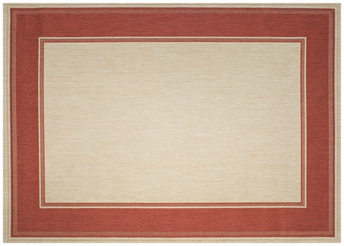 """Premier Outdoor Rugs - Silver Collection (Large: 7'10"""" x 10')"""