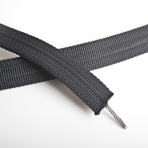 Steelcore Black Wind Straps