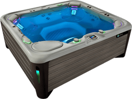 pre owned hot tub