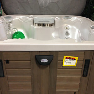 AllSpa Used Hot Tub