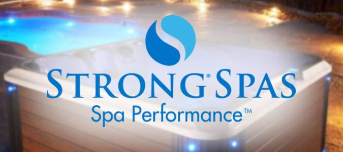 Service strong spas
