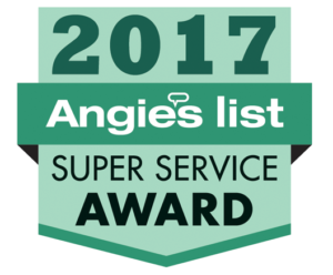 AllSpa Wins Angie's List Super Service Award